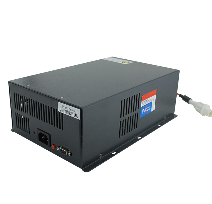 80W power supply for Yueming machine