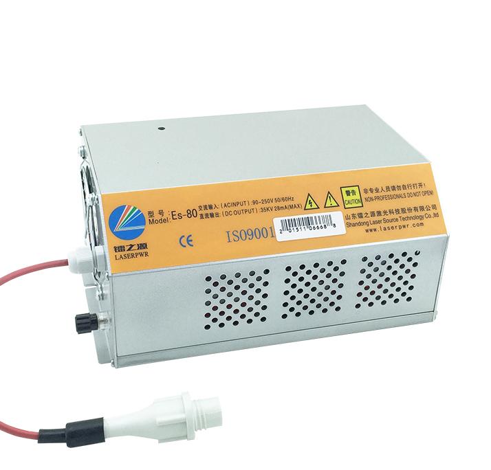 80W power supply ES80 for 80W tube