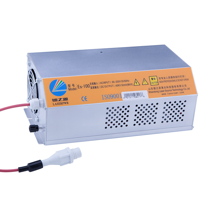 100W power supply ES100 for 100W tube