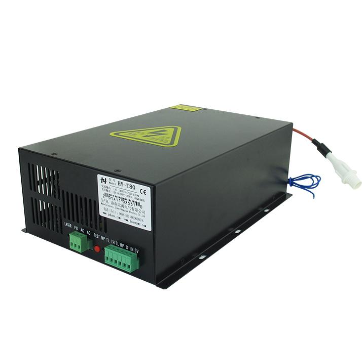 80W СО2-лазер T80 источник питания