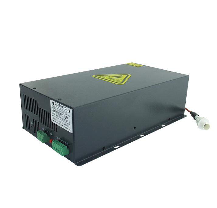 100W CO2 fonte de alimentação de laser W120