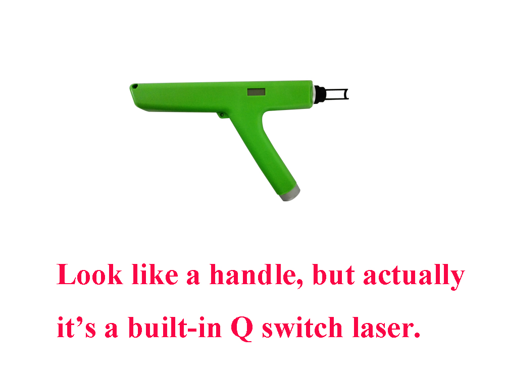 6401 YAG Q-switch laser for medical therapy equipment, replacement for 7 joint articulated arm laser